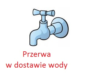ilustracja - przerwa w dostawie wody
